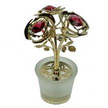 Фигурка декоративнакя Три розы