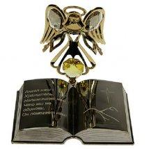 Фигурка декоративная Ангел с книгой