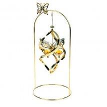 Декоративная композиция Бабочка 14см