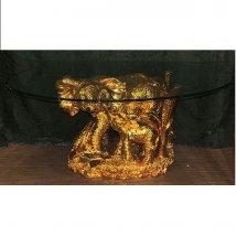 Напольная декоративная композиция Слоны
