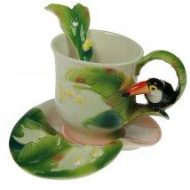 Подарочный чайный набор Тропиканка