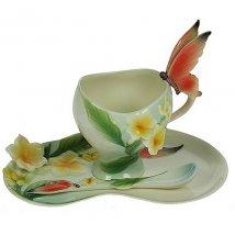 Подарочный чайный набор Бабочки