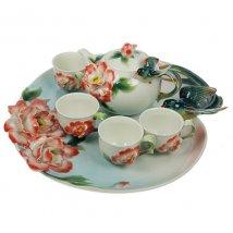 """Набор для чайной церемонии """"Райская птица"""""""