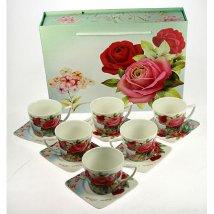 "Чайный набор ""Чайная роза"""