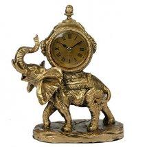 Часы настольные Слоны 19*8*23см