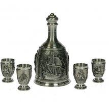 Подарочный набор для водки Фрегат