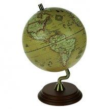 Настольный сувенир Античный глобус