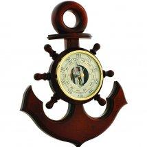 Якорь сувенирный, барометр