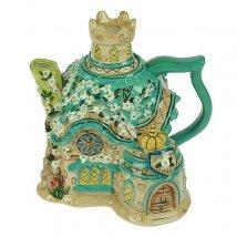 Чайник заварочный декоративный Цветочный замок