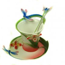 Чайный набор Стрекоза на 1 персону