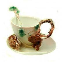 Чайный набор Слоники на 1 персону
