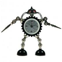 """Часы """"Робот"""" с функцией будильник"""