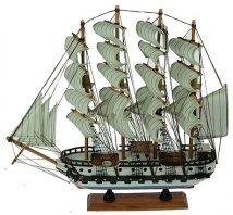 Модель корабля 34см