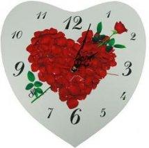 Часы настенные Сердце