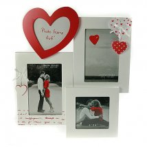 Фоторамка Любовь на 4 фото