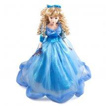 Кукла коллекционная, 46см Сильвия