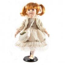Кукла коллекционная, 41см Женечка