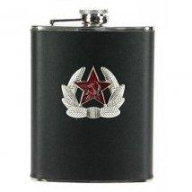 Фляжка подарочная Кокарда Советской Армии